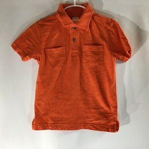 Gymboree Boy's Polo Shirt Size 4